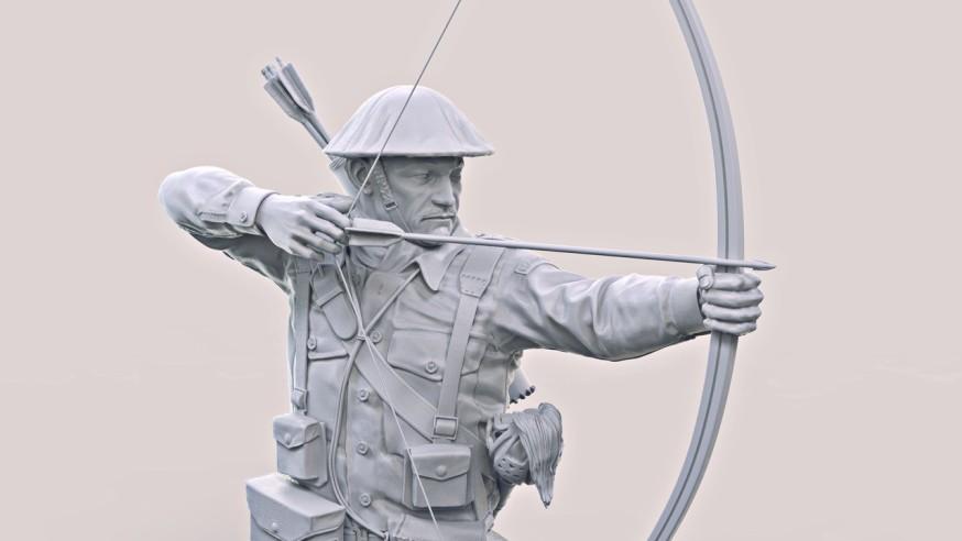 'Mad Jack' Churchill — Britain's Strangest Hero?
