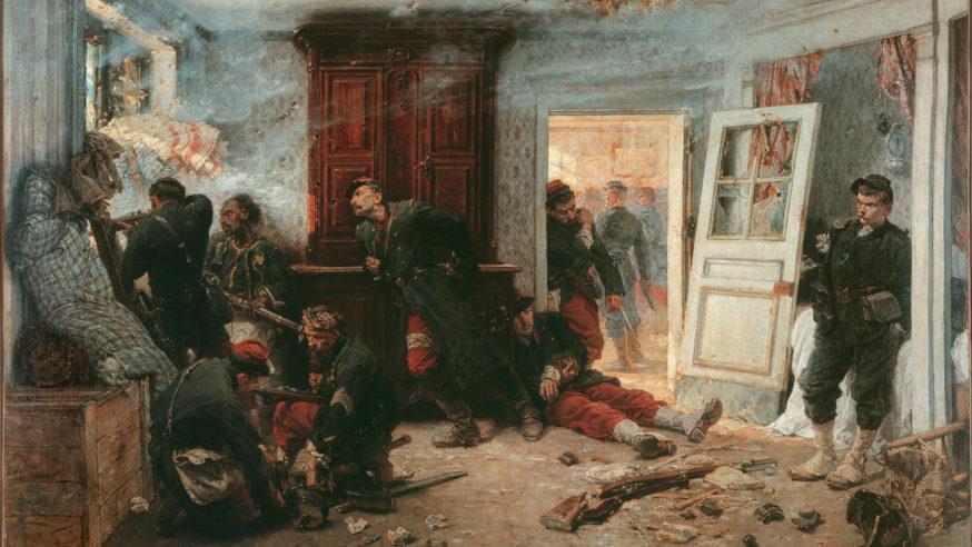Морская гвардия кардинала Ришелье